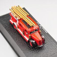 Atlas Alloy Diecast Model Car 1/72 Scale Volvo B 11 Vehicles Fire Truck