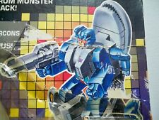 K1785701 RIPPERSNAPPER RESEAL NEAR MOC TRANSFORMERS 1987 G1 TERRORCON COMPLETE