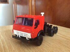 Kamaz-5410 tractor 1:43 Ussr car russian model 1/43 ЭЛЕКО�