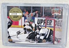 LOS ANGELES KINGS UPPER DECK 91-92 LIMITED EDITION HOCKEY 5 X 3.5 NHL BRAND NEW