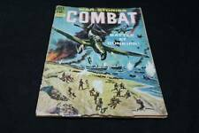 "Vintage ""War Stories Combat"" Comic Book ""Battle At Dunkirk"" Collectible"