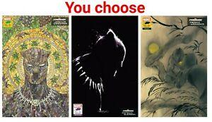 Black Panther #25 3 Book Set Options Gleason Momoko Cassara NM