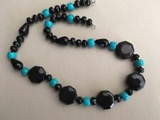 Turquoise Sterling Silver Fine Gemstone Necklaces & Pendants
