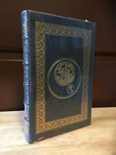 (SSG) EDGAR MITCHELL Apollo 14 Signed Limited Edition Easton Press Sealed Book