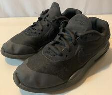 Nike Air Max Youth Running Shoes Ar7419-003 Black Sz 3.5Y
