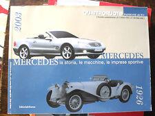 Quattroruote passione auto - MERCEDES storia macchine imprese sportive Domus '03