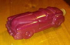 Vtg Avon 48 Chrysler Town and Country Decanter Wild Country After Shave Empty