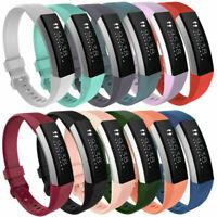 Silikon Armband Uhrenarmband Ersatzband Strap Für Fitbit Alta HR Uhr Watch NEU