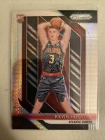 KEVIN HUERTER 2018-19 Panini Prizm Silver Hyper Parallel Rookie Card #68 RC SP