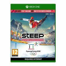 Steile Straße zu den Olympischen Spielen (Winterspiele Edition) Xbox One Spiel Brandneu Versiegelt