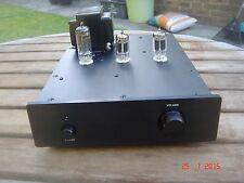 Eric McChanson's : 5687 Buffer Tube Valve Amp (Output transformer coupled) NEW