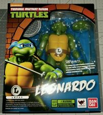 "Bandai S.H.Figuarts TMNT 5"" Action Figure - Leonardo"