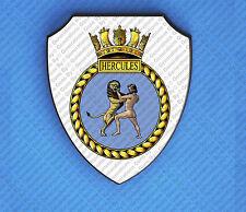 HMS HERCULES WALL SHIELD