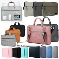 "Laptop Bag Cover Sleeve Case Pouch For Macbook Pro Air Retina 13.3"" 13 HP & Dell"
