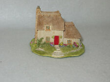 """Pussy Willow"" 1992 Lilliput Lane Cottage W/ Deeds And Coa - Mib"