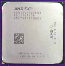 AMD FX-8120 FD8120FRW8KGU 3.1GHz 8-core Socket AM3+ CPU 125W Bulldozer Zambezi