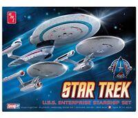 New AMT660 Star Trek Cadet Series triple Model kit