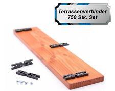 """""""Easy-Use"""" Terrassen-Verbinder, unsichtbare Befestigung, verdeckter Verbinder"""