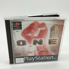 ? ONE - ASC Games | Sony PS1 - Playstation 1 Spiel | OVP | Retro ?