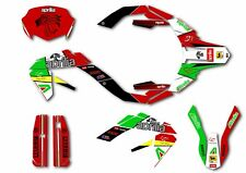 FOR APRILIA MX SX 125 2009-2013 CUSTOM GRAPHICS KIT DECALS MOTOCROSS STICKERS