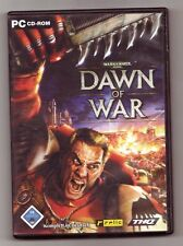 Warhammer 40.000 Dawn of était batailles en temps réel stratégie Classique PC JEU