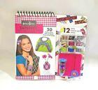 Tapeffiti Fashion Angels Decorative Tapes DIY Art Craft Kit 12 rolls  dispenser