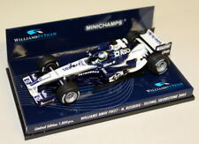 Minichamps 1/43 Scale 400 050099 Williams BMW FW27 N Rosberg Silverstone 2005 F1