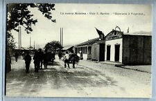 """La nuova Messina Viale S. Martino Ristorante """"Il Progresso"""" PC 1909 Alterocca"""
