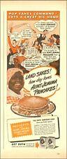 1945 vintage food AD AUNT JEMIMA PANCAKES  ( Classic Aunt Jemima ) 092219