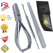 Toe Nail Clippers Cutters Nippers Chiropody Thick Fungus Heavy Duty Ingrown Nail