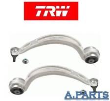 TRW Kit 2X Brazo de Control Delantero Izquierdo y Derecho Inferior Audi A4 A5 B8