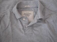 * Abercrombie & Fitch * Camisa Polo De Algodón Talla L