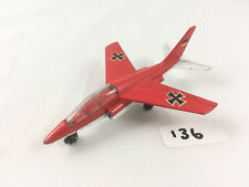 RARE MATCHBOX LESNEY SKYBUSTERS #SB11 GERMAN DASSAULT DORNIER ALPHA JET 1976