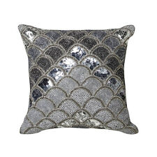 Private Collection Martine Sterling Boutique Filled Cushion 30cm x 30cm