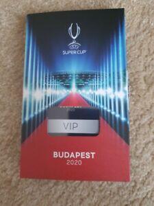 Bayern Munchen Sevilla Super cup final VIP in box football