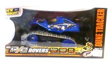 New Bright RC Dune Tracker Radio Control Stunt Buggy 1:18 scale - Blue New