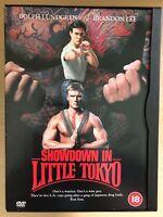 Showdown En Petit Tokyo DVD 1991 Action Film Largeur/Brandon Lee + Dolph