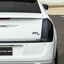 Fits 11-14 300 GT Styling GT4118 BlackOut Taillight Covers