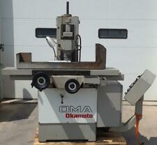 Okamoto Precision Surface Grinder With Walker Electronic Chuck Model Oma