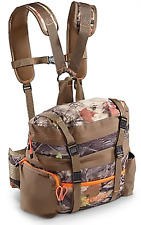 Guide Gear Camo Hunting Waist Butt Pack Quiet & Highly Weather Resistant