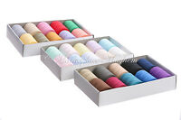 10 X 1000YD - ASSORTED - MIX PACK - 120S POLYESTER SEWING THREAD - BY VANGUARD