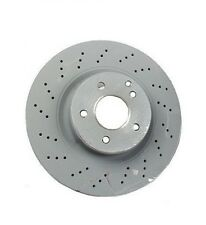Mercedes W220 S430 Disc Brake Rotor Vented Front L or R Genuine 2204212512OE