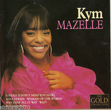 KYM MAZELLE The Gold Collection CD OZ