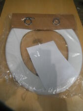 Armitage Shanks Orion Plus White Toilet Seat - No Fittings Included - S403301