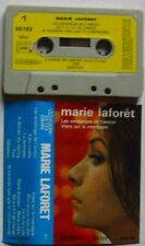 MARIE LAFORET  LES VENDANGES DE L'AMOUR  K7 AUDIO