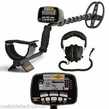 New Garrett AT Gold Metal Detector with Free Headphones and Two Year Warranty