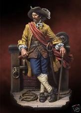 Andrea Miniatures capitán Kidd Pirata 1689 54mm Modelo