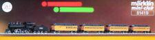 Märklin 81419 Mini Club Train Set US Steam Illinois Central Casey Jones Z Boxed