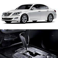 Auto Leather Gear Shift Knob 467203M100PB2 For Hyundai Genesis 2012 2013