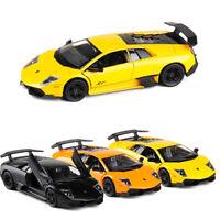 1:36 Lamborghini Murcielago LP670-4 SV Model Car Diecast Gift Toy Vehicle Kids